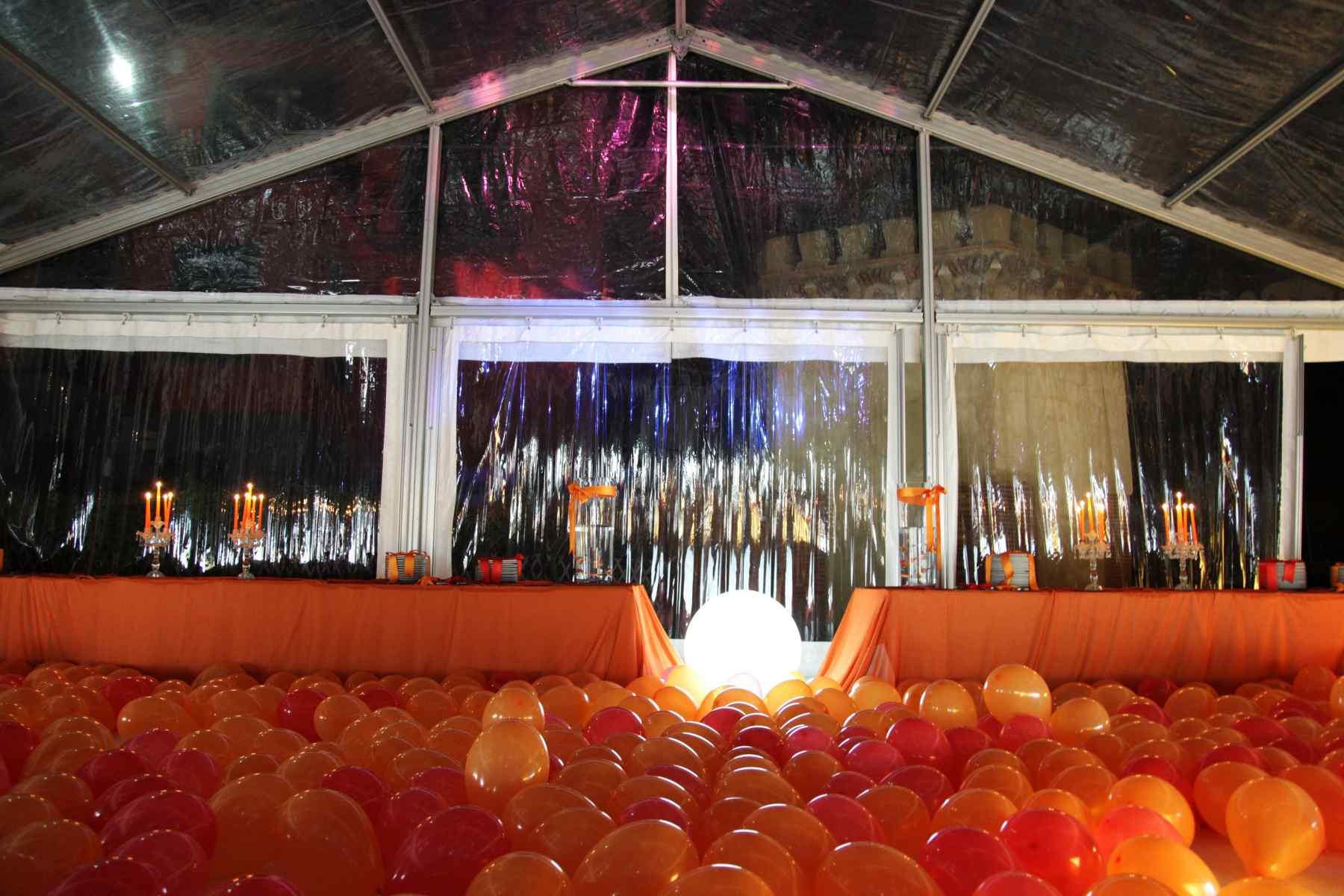pall arancio